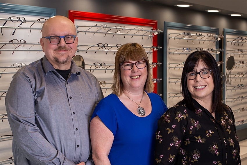 iSee Optical Staff